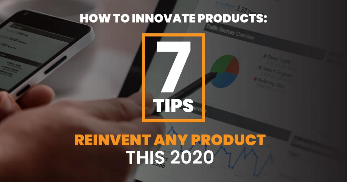 How to Innovate Products
