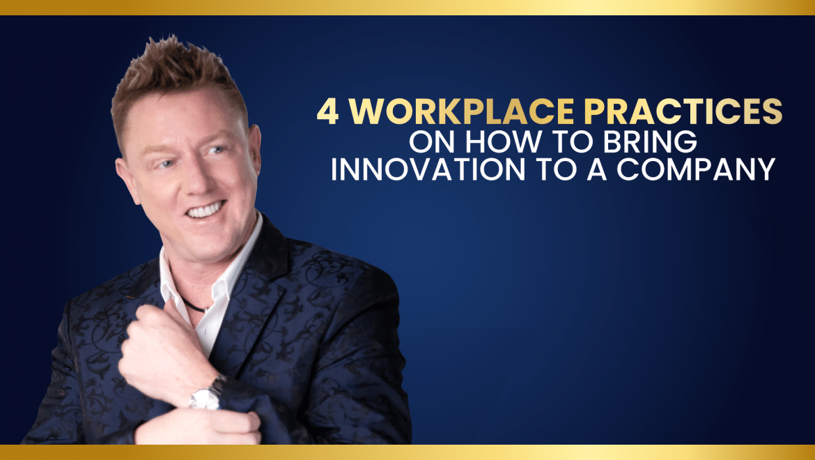 How to bring innovation to a company